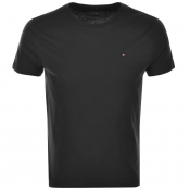 Tommy Hilfiger Loungewear Icon T Shirt Black